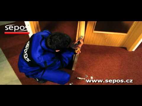 SEPOS - Návod Na Montáž Zárubně S Děleným Nadpražím