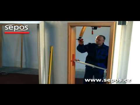 SEPOS - Návod Na Montáž Obložkové Zárubně S Polodrážkou